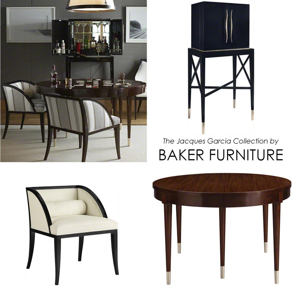 JACQUES GARCIA – Baker Furniture